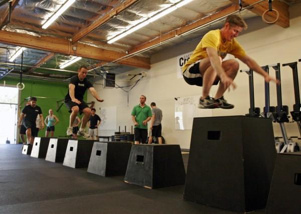 Ejercicios pliométricos para aumentar el salto vertical