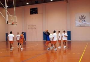 Estructura entrenamiento baloncesto